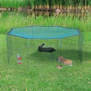 Trixie 62411 kültéri kifutó hálóval 150 × 57 cm