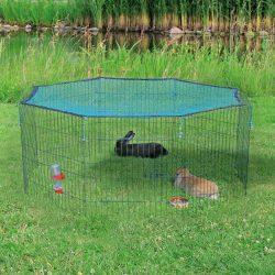 Trixie kültéri kifutó hálóval 150 × 57 cm