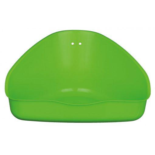 Trixie 62551 Sarok WC közepes zöld