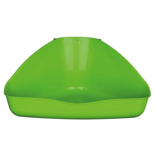 Trixie 62552 Sarok WC nagy zöld