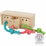 Trixie Snack cube 62815 - Fa kocka játék