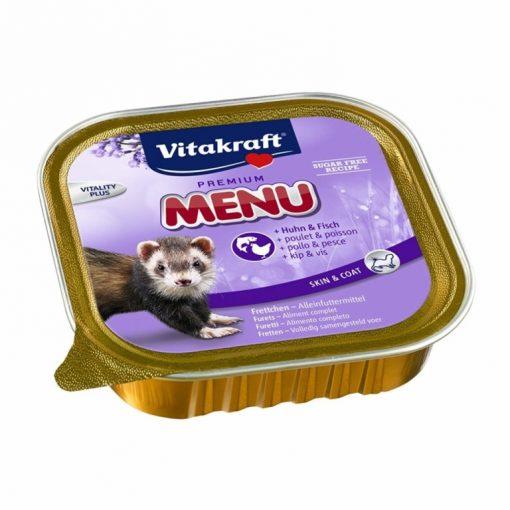 Vitakraft Premium Menü - Nedveseledel görényeknek 100g