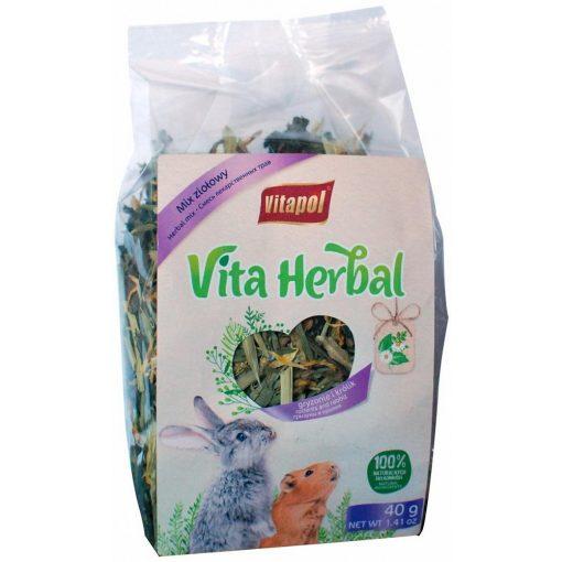 Vitapol VitaHerbal Gyógynövény MIX 40g